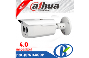 HAC-HFW1400DP  4.0MP